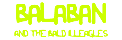 Balaban and the Bald Illeagles logo