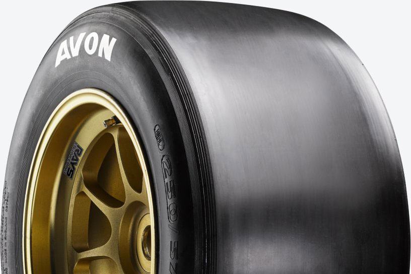 Avon Tyres to support all rounds again in 2020