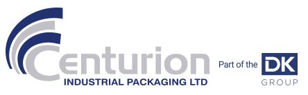 Centurion Packaging logo