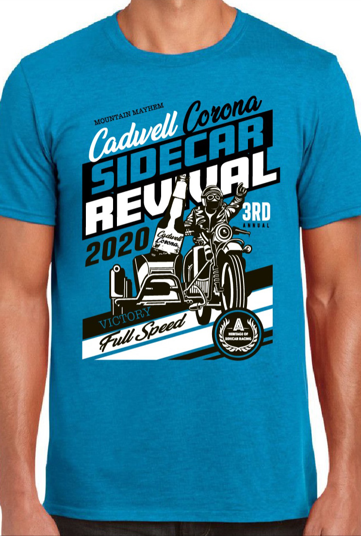 Cadwell Revival t-shirt