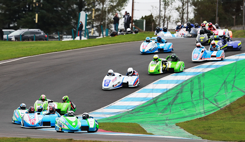 British F1: Kershaw/Charlwood double secures the Jock Taylor Trophy at Knockhill