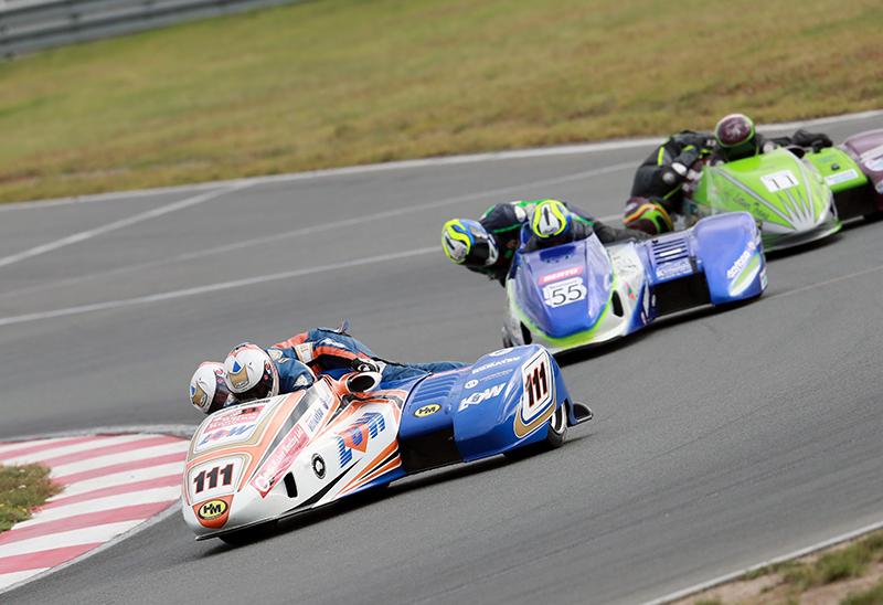 International Sidecar Superprix by Santander Salt