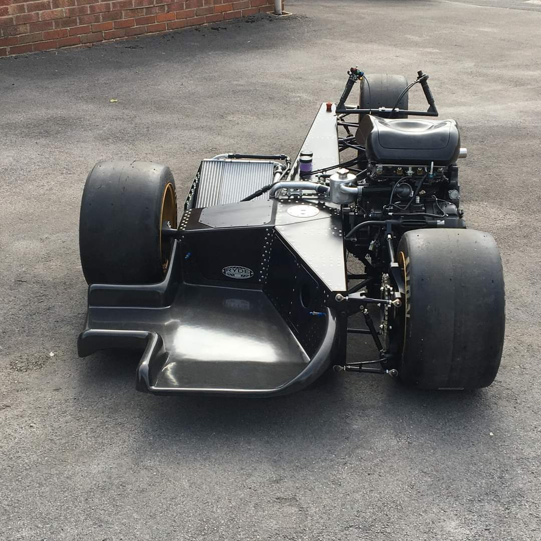 Ryde F1 chassis