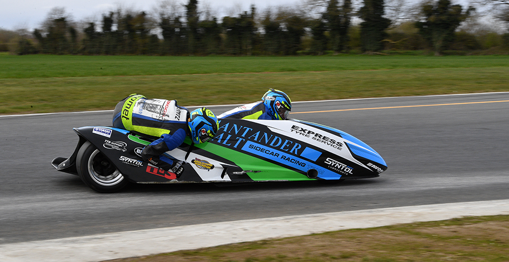 British F1: Birchalls lead the way in Cheshire thriller with double top