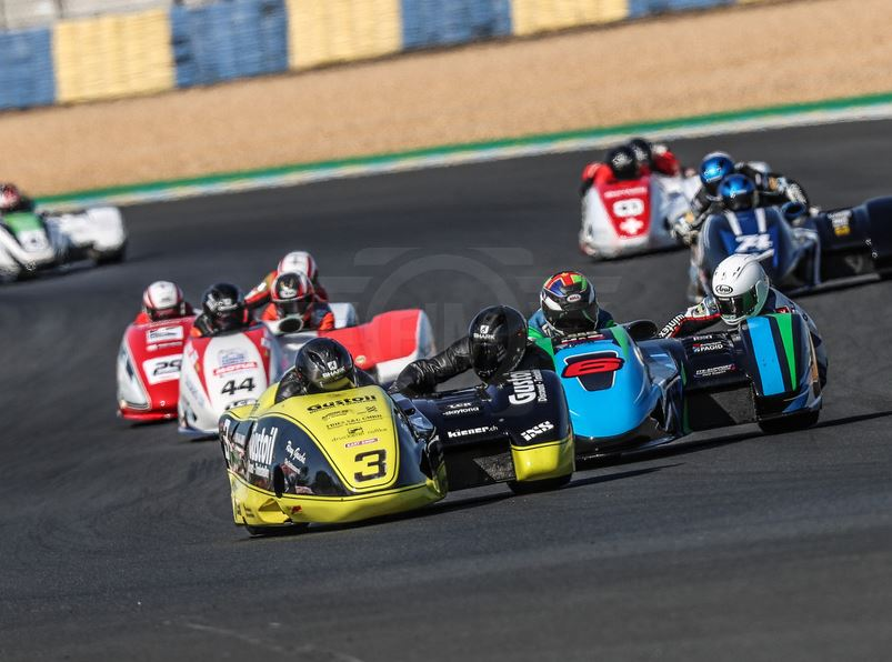 FIM Sidecar: Stunning racing in France gets season off to a flyer