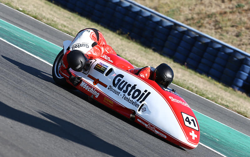 FIM Sidecars: Brands Hatch penultimate round cancelled
