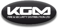 KGM Fire and Security logo