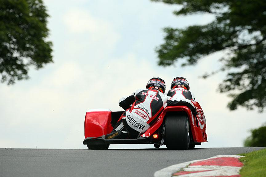 British F1: All eyes on Cadwell Sidecar Revival August 6-8th