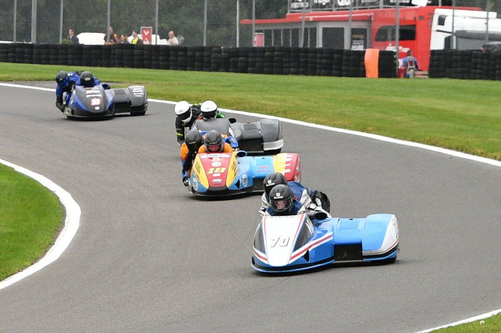 Race 1 Archer & Hyde, Bell & Connell, Lawrie & Smithies, Holden & Lawrence
