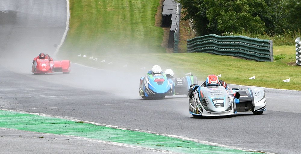 British F1: Birchalls take huge lead into round five at Cadwell Park