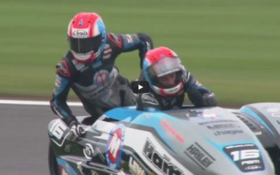 British F1: Cadwell Park – race 2 video now online!