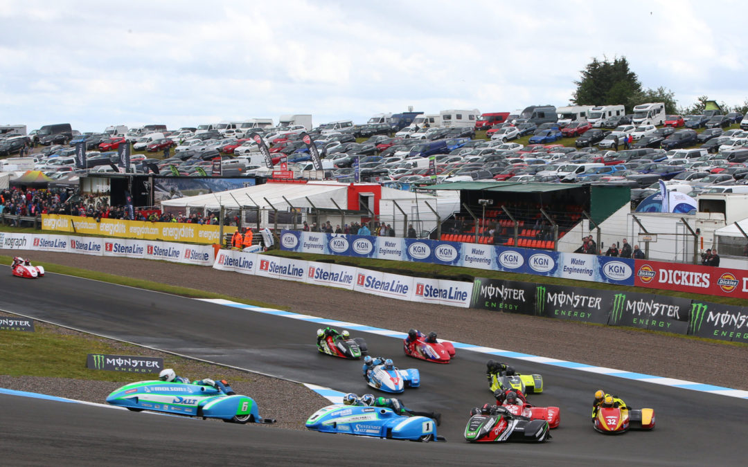 British F1: Knockhill round two axed due to restrictions