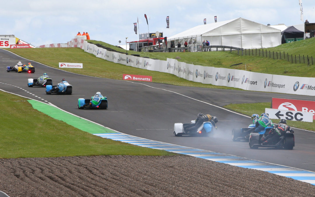 British F1: Kershaw/Charlwood lead the charge to Knockhill 18-20 September