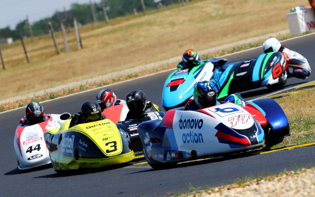 FIM Sidecars: Assen World Superbike embraces round four 23-25th July