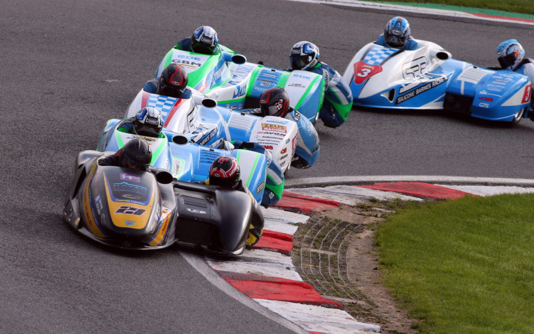 British F1: Oulton Park opener moved back to late June