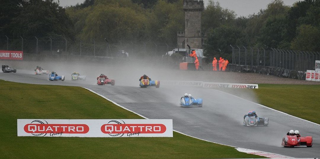 British F1: Birchalls put the title out of reach at Donington Park