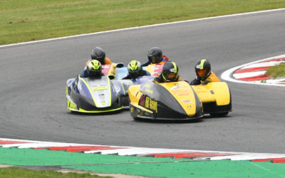 British F1: Ellis and Clement versus Birchall brothers in round six Snetterton September 3-5th
