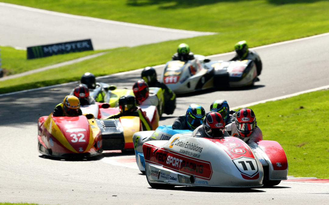 British F1: Cadwell Sidecar Revival cancelled, but get ready to rumble
