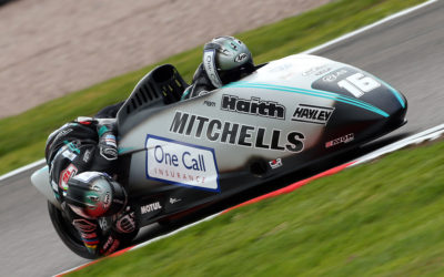 British F1: Birchall brothers flying high to Donington Park 1-3rd October