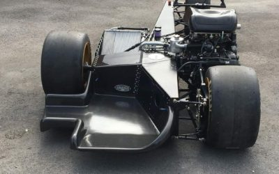 British F1: Three makes of F1 Chassis on the grid in 2021