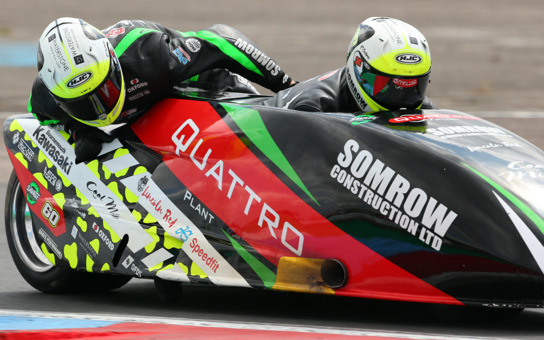 British F1: WPS Racing Kawasaki teamsters join the Snetterton line-up