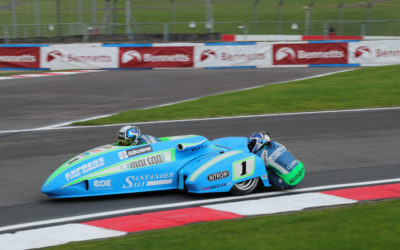 British F1: Kershaw and Charlwood take Championship lead to Donington Park 2-4th October